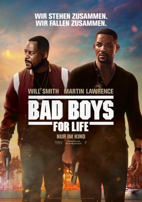 Bad Boys For Life   Kinostart   2020