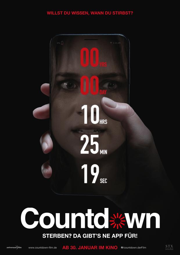 Demnächst im Kino: Countdown