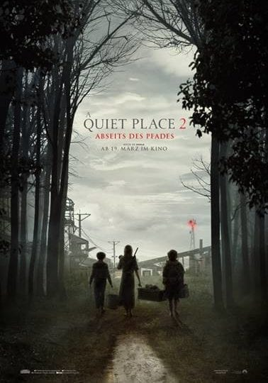 Teaser: A Quiet Place 2