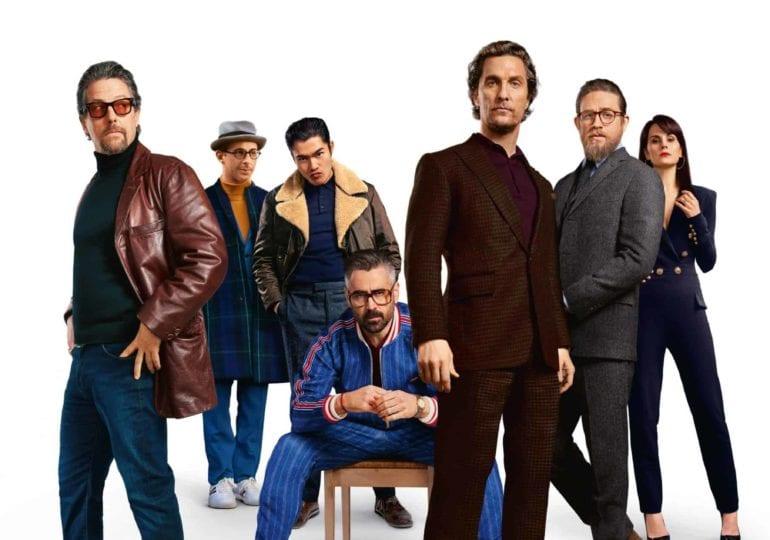 Neuer Trailer: The Gentlemen