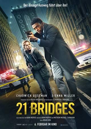 21 Bridges: Wahrzeichen, Hot Spots und Filmkulissen von Manhatten
