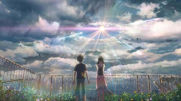Coming-of-Age-Anime-Filme Made aus Japan