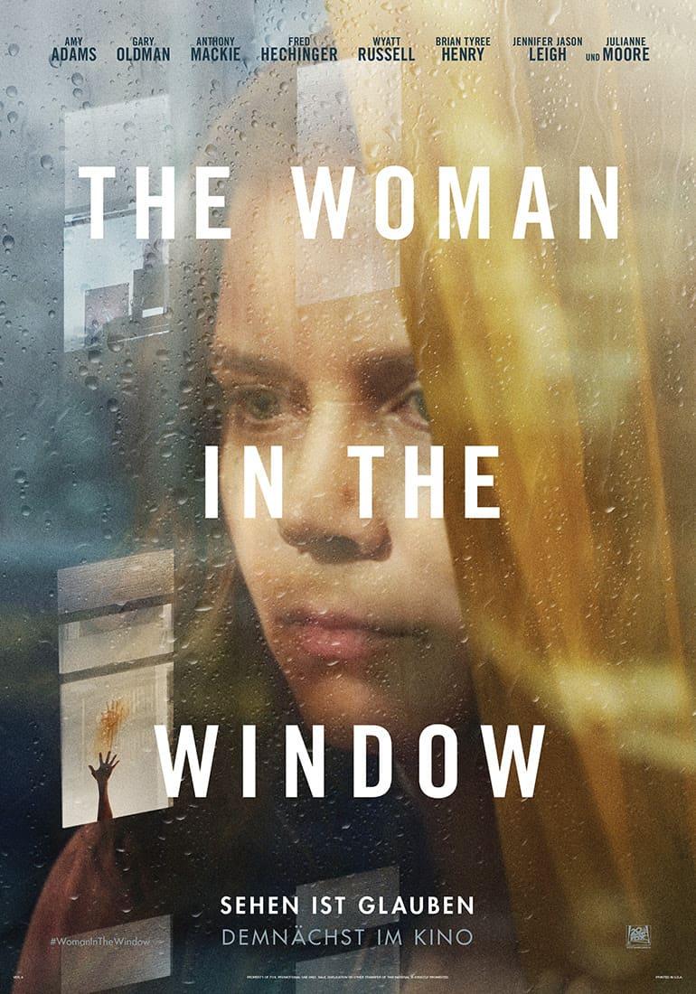 The Woman In The Window | Netflix | Trailer 2021