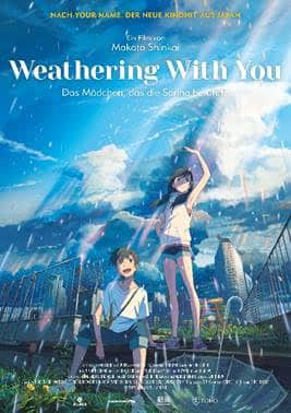 Filmkritik: Weathering With You