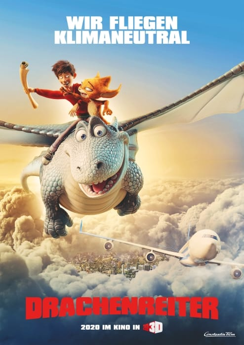 Drachenreiter - Sommer 2020 im Kino