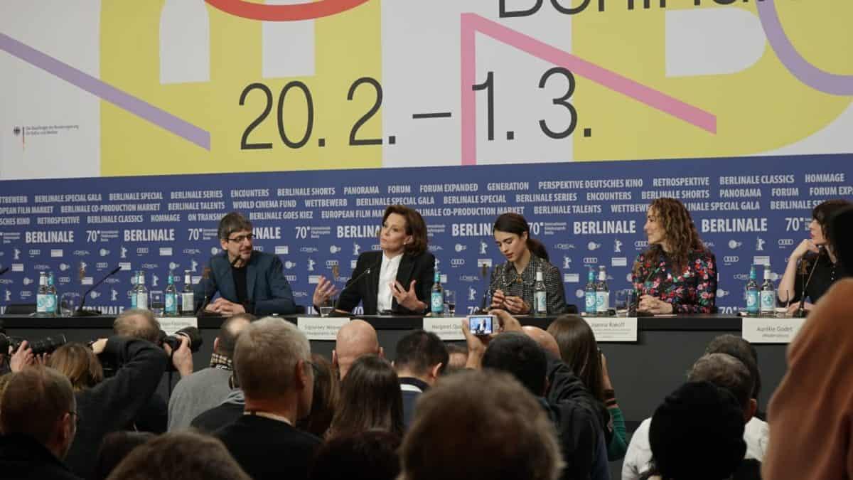 Berlinale 2020 Ankunft der Filmstars zur Eröffnung