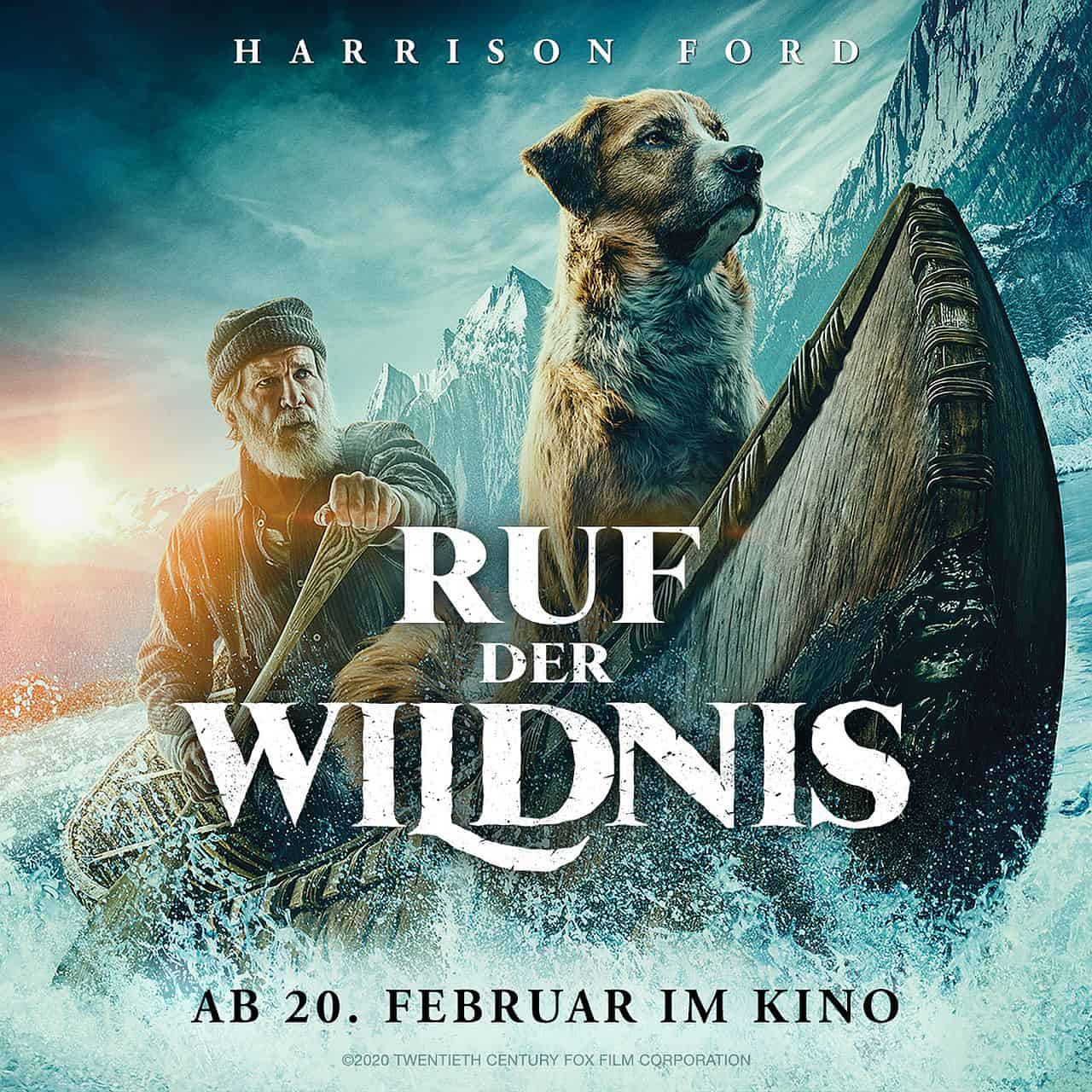 Filmkritik: Ruf der Wildnis