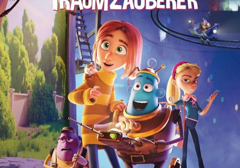 MINA UND DIE TRAUMZAUBERER - Trailer