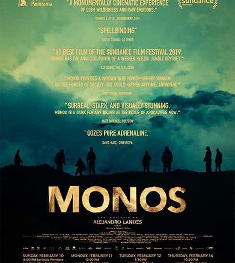 Monos: Zwischen Himmel Und Hölle - Trailer Online