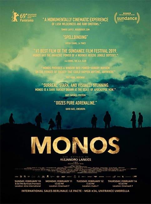 """""""Monos"""" - Zwischen Himmel Und Hölle - Filmkritik"""