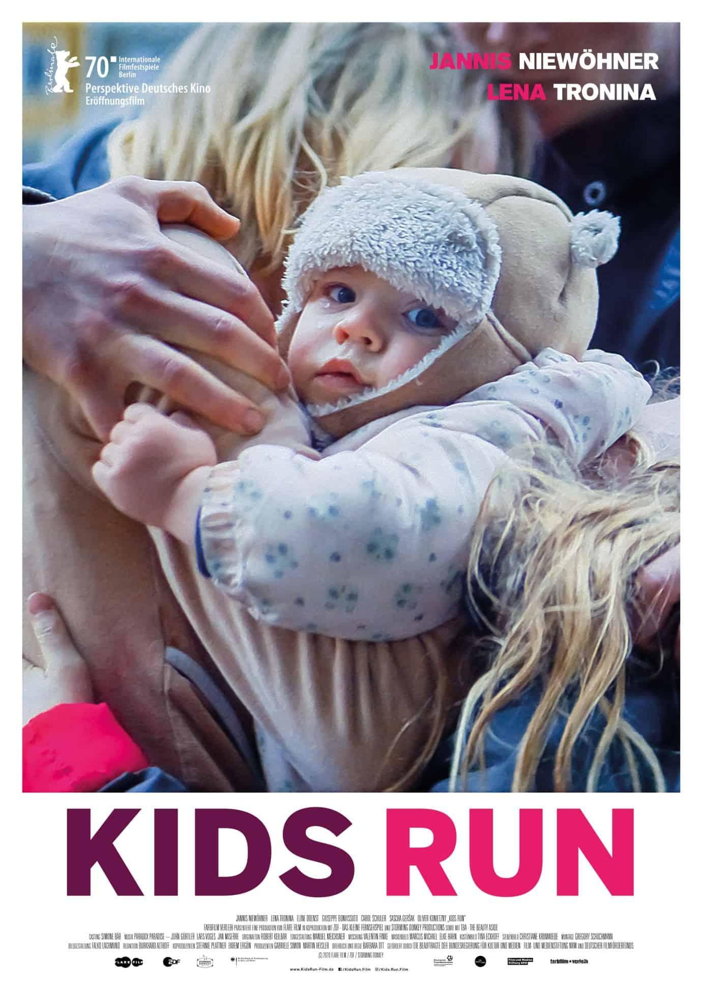 """""""Kids Run"""": Berlinale 2020 - Filmkritik von Nicola Scholz"""