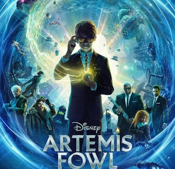 Artemis Fowl | Trailer und Featurette