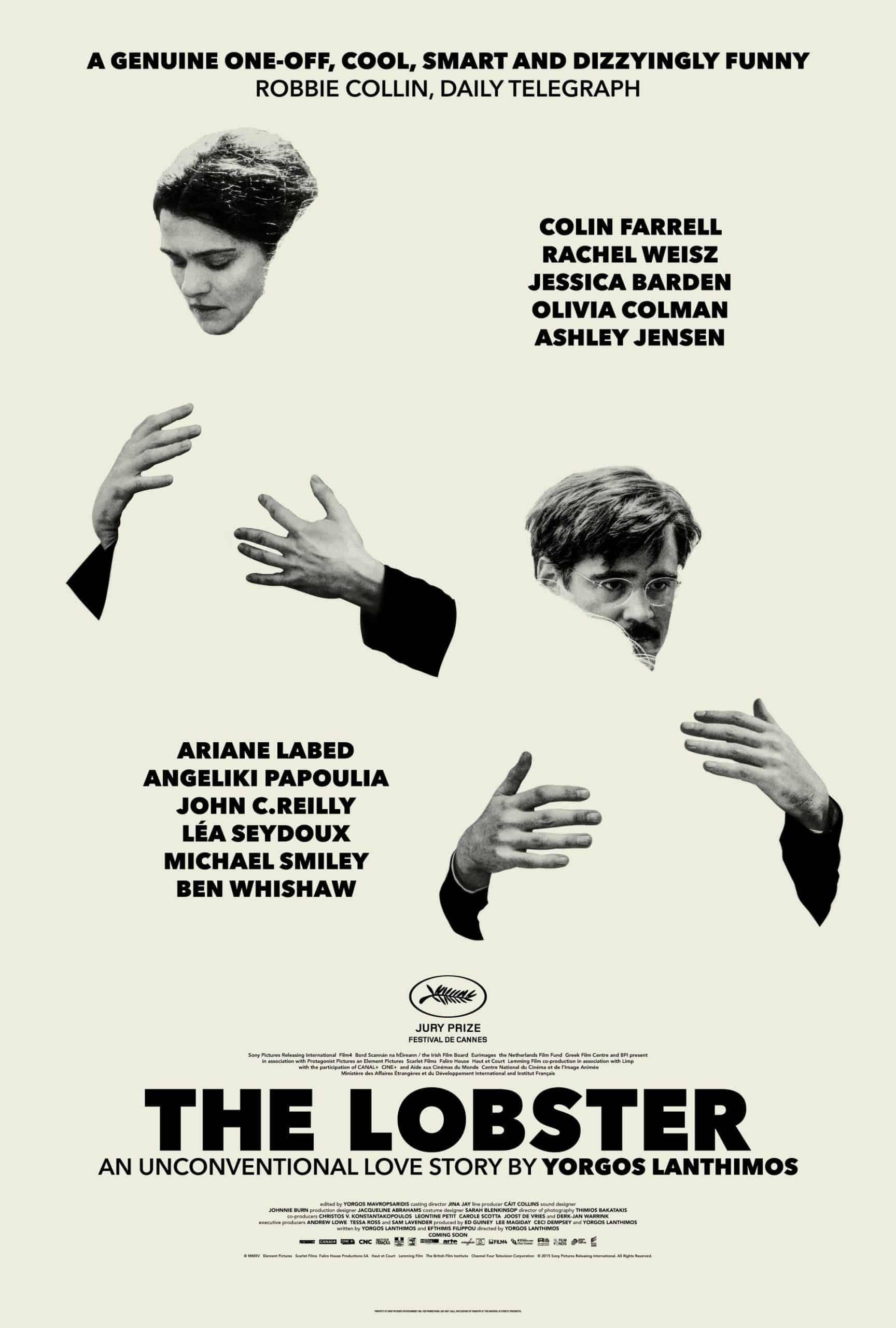"""The Lobster"" | Skurriles Werk mit Colin Farrell"