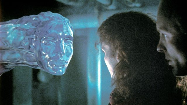 """James Cameron """"The Abyss"""" 1989"""