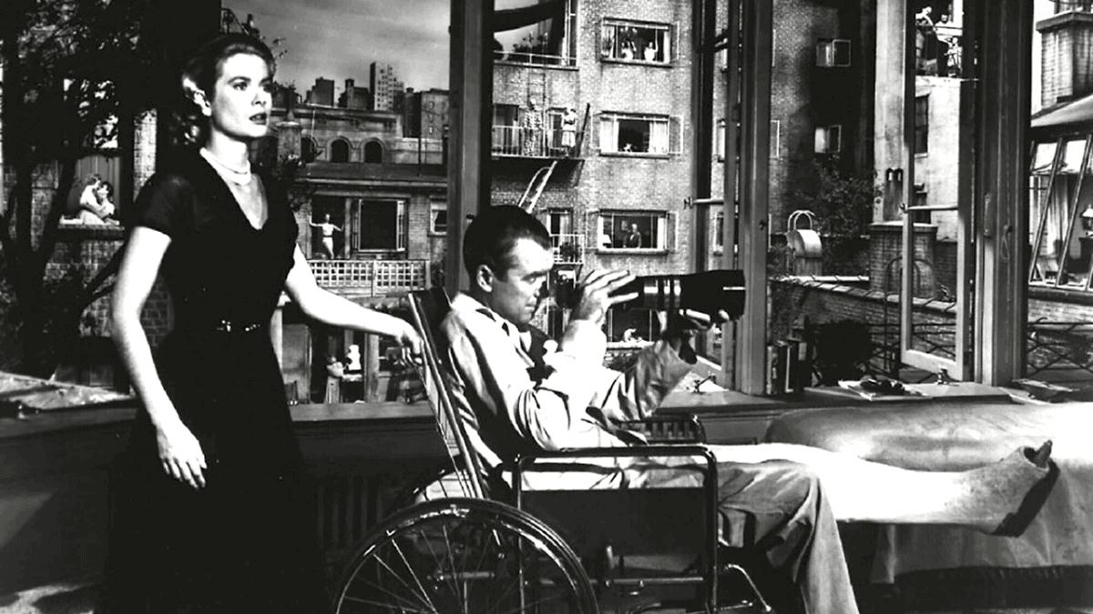Hitchcock Das Fenster zum Hof
