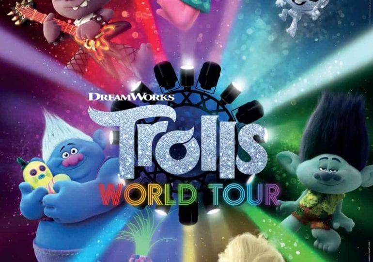 """""""TROLLS WORLD TOUR"""": AB 23. APRIL als VoD"""