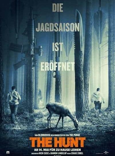 """The Hunt""   Deutscher Trailer Online"