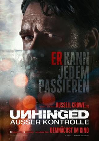 """UNHINGED – AUSSER KONTROLLE"" | Ab 30.Juli im Kino"