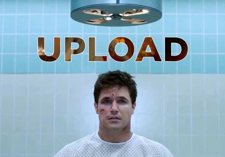 """Upload"" | Amazon Prime | Serien Kritik | 2020"