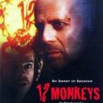 Filmplakat 12 Monkeys mit Bruce Willis