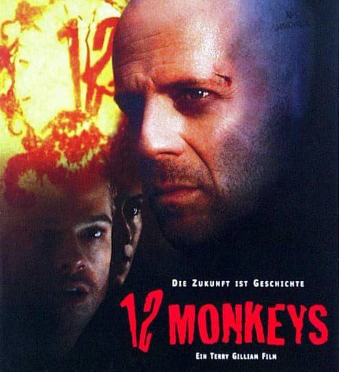 """12 Monkeys"" | Unsere Kult - Film Kritik"