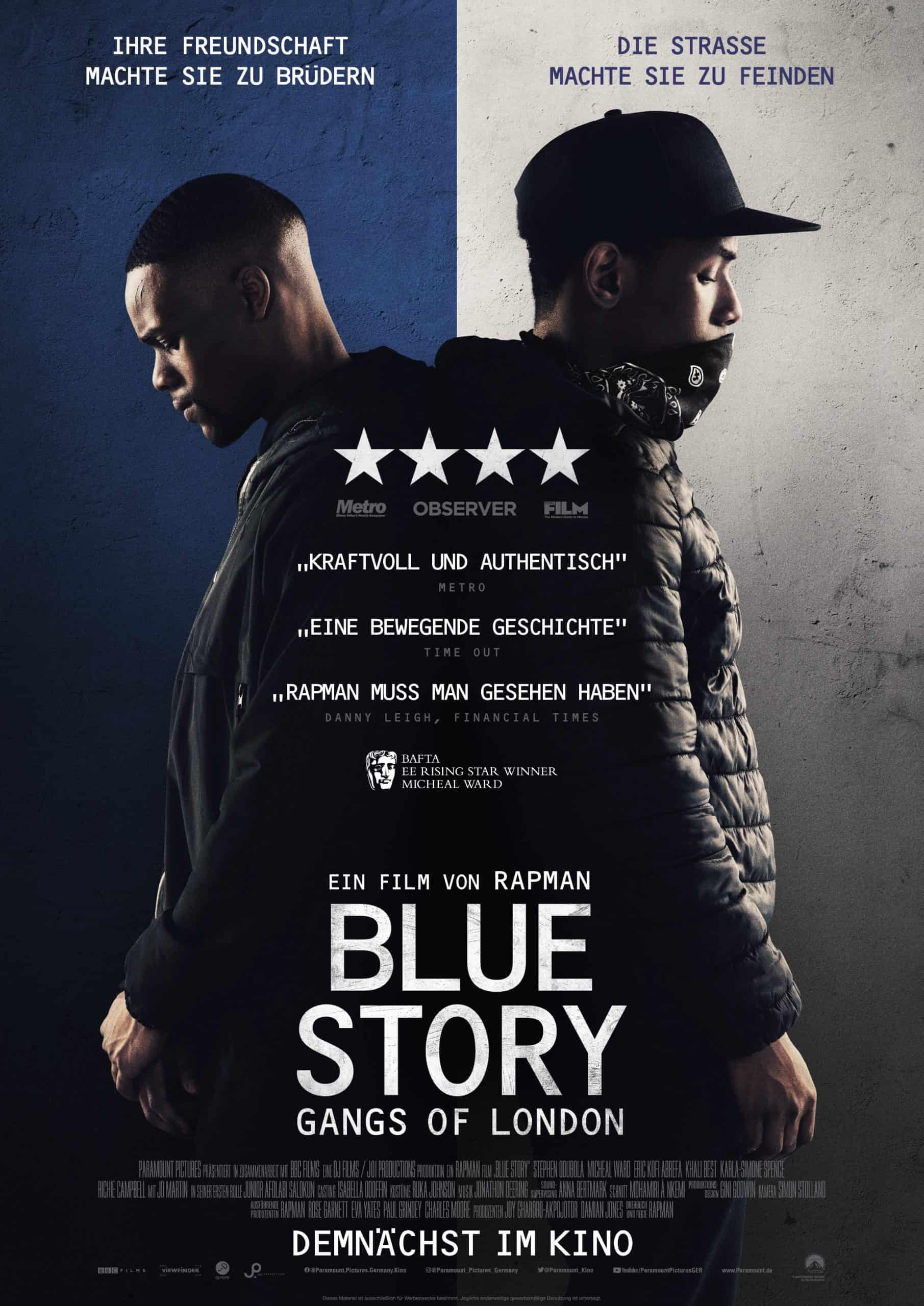 """Blue Story - Gangs Of London"" | Trailer | 2020"