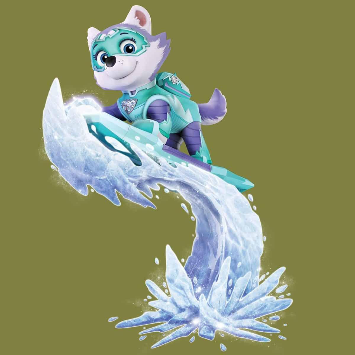 Paw Patrol. Everest ist die quirlige Expertin für Schnee und Eis.