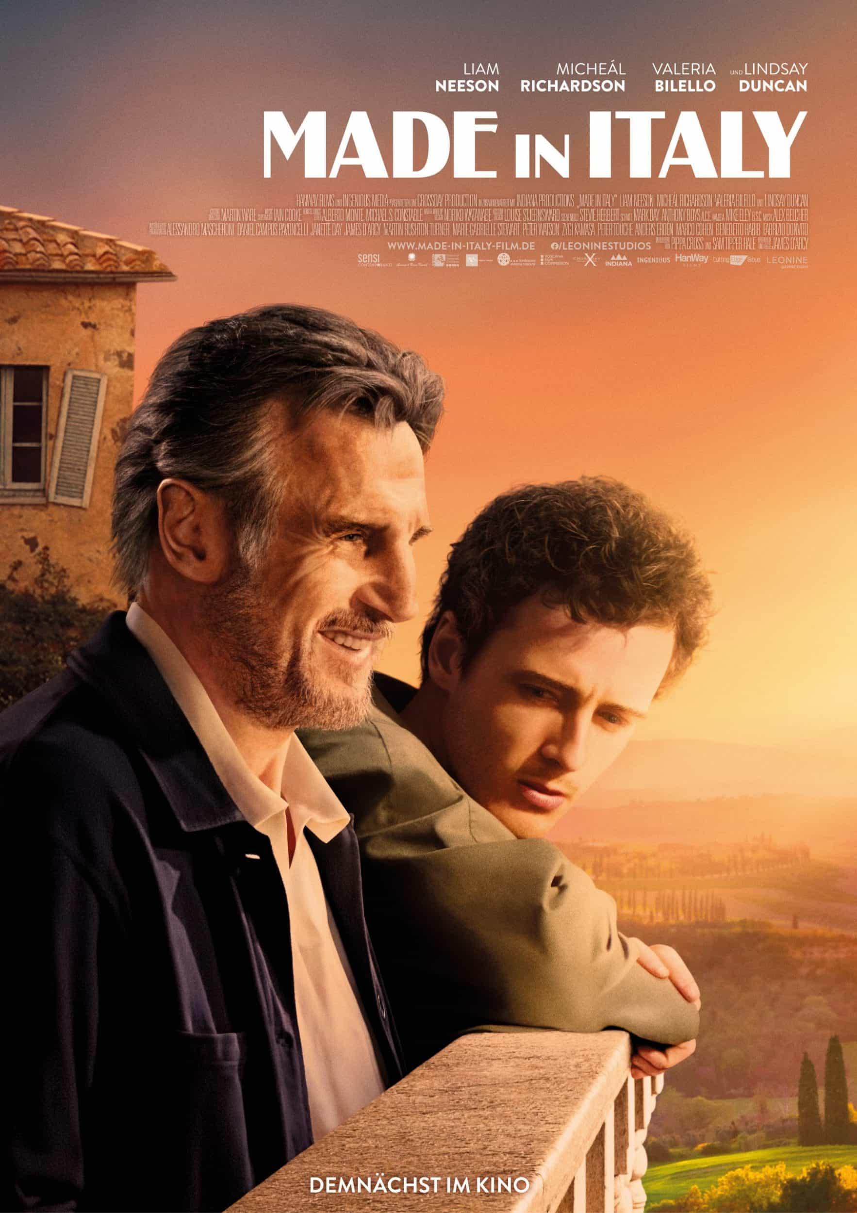 Made In Italy | Ab 25. Juni 2021 als DVD, Blu-ray und Download erhältlich