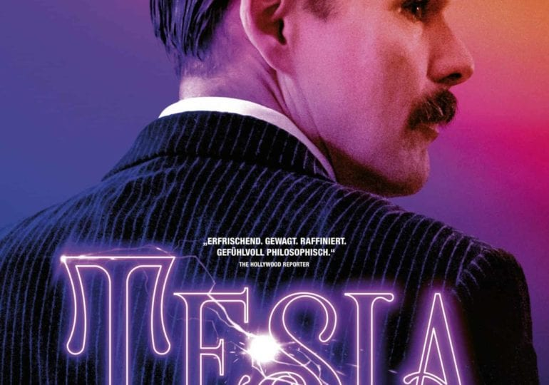 Tesla   AB 20. August 2020 im Kino