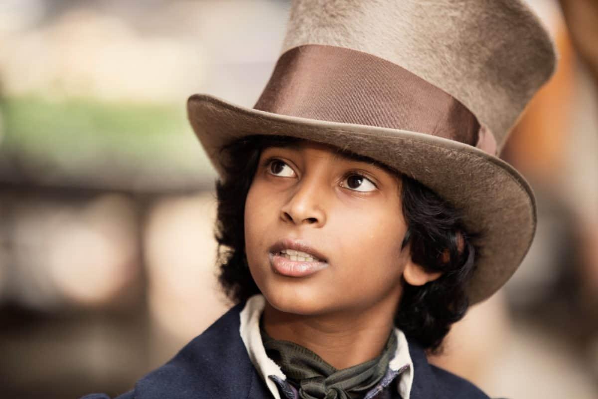 Der junge David Copperfield (Jairaj Varsani).