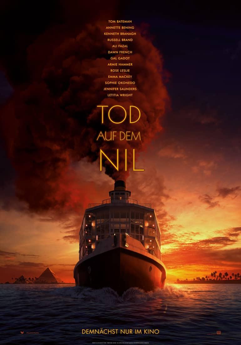 Tod Auf Dem Nil | Trailer