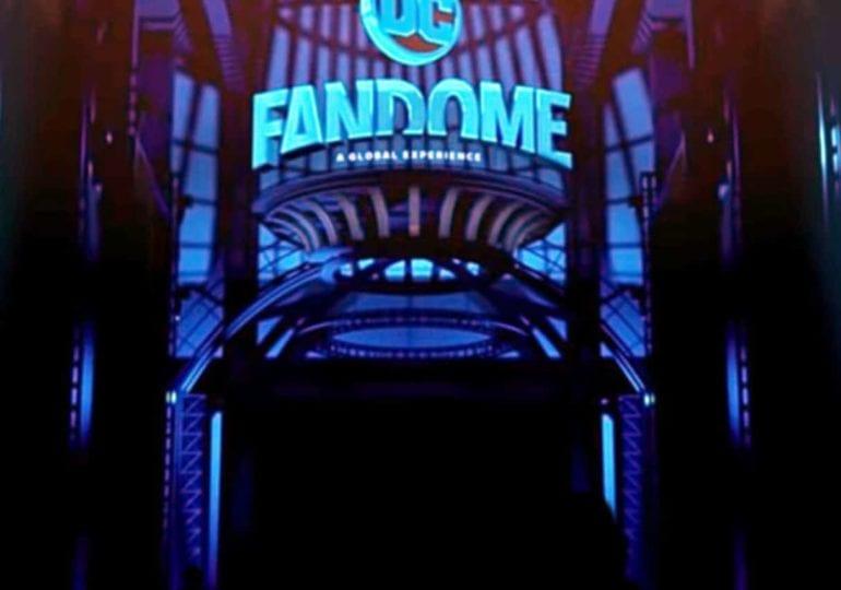 DC FanDome am 22. August ab 19 Uhr Live