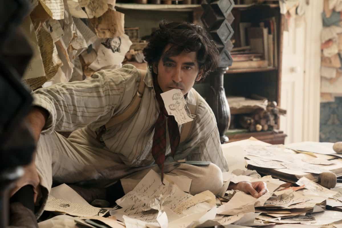David Copperfield (Dev Patel) gibt sich alle Mühe, die Übersicht zu behalten.