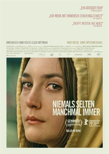 Niemals, Selten, Manchmal, Immer | Film Kritik