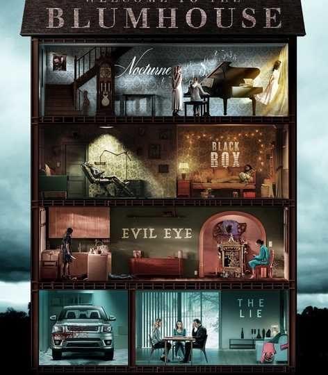 Blumhouse und Amazon  liefern acht Horror Filme