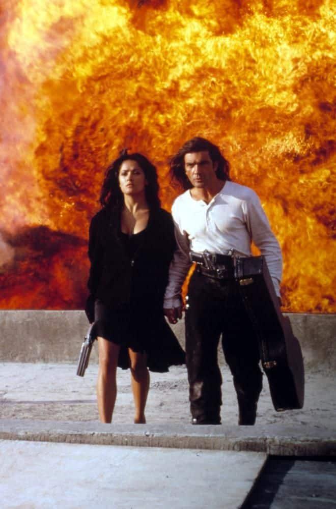 Desperado   Der blutig -  spaßige Kult Film wird 25