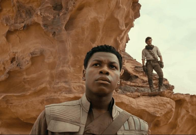 Erstes Bild von John Boyega im neuen Film von Steve McQueen