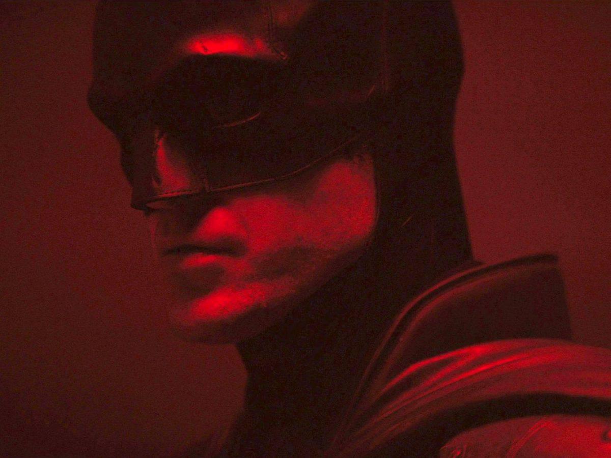 Robert Pattinson als Batman