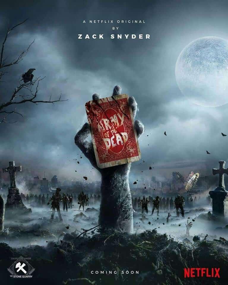 Neuer Trailer zu Army Of The Dead liefert Action