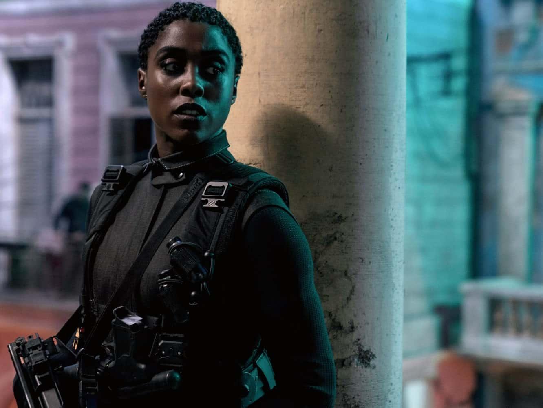 Lashana Lynch als Geheimagentin ihrer Majestät