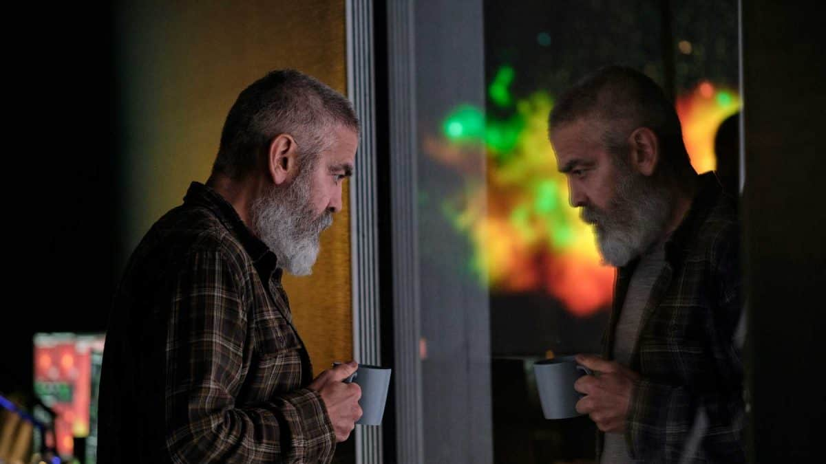 """George Clooney in seinem neuen Film """"The Midnight Sky"""""""