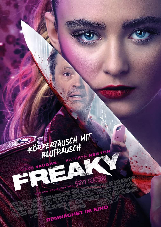 Freaky | Kinostart 17.Juni 2021