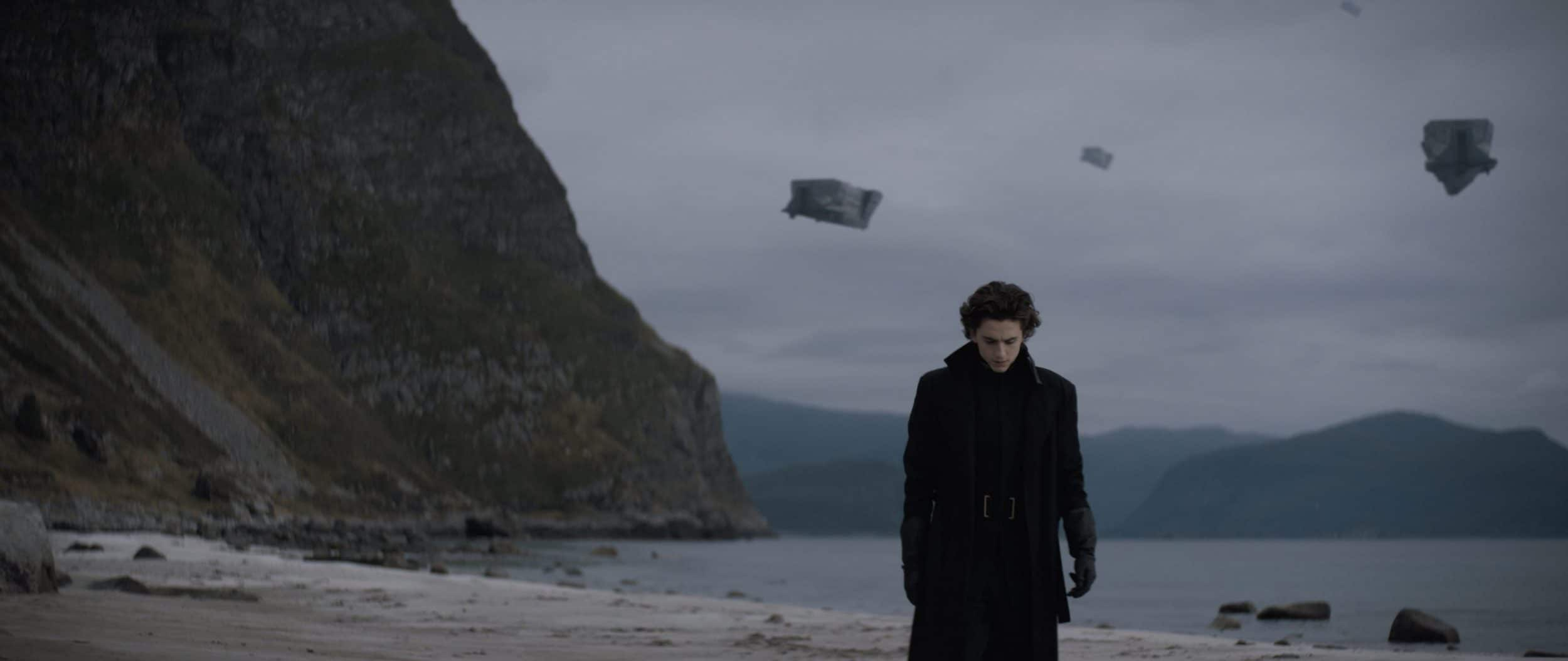 TIMOTHÉE CHALAME in Dune
