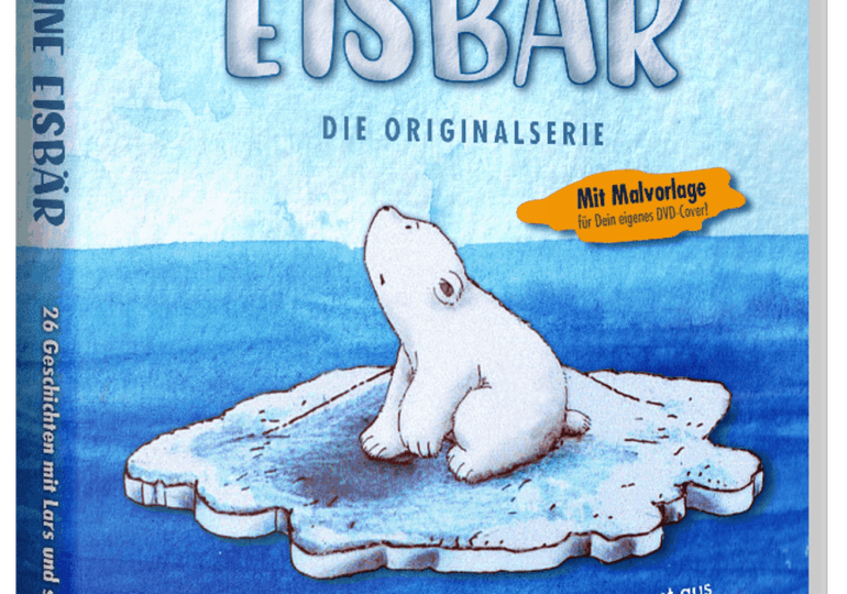 Der kleine Eisbär | Ab 16. Oktober auf DVD