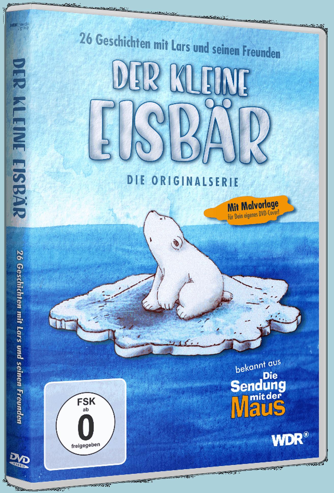 Der kleine Eisbär   Ab 16. Oktober auf DVD