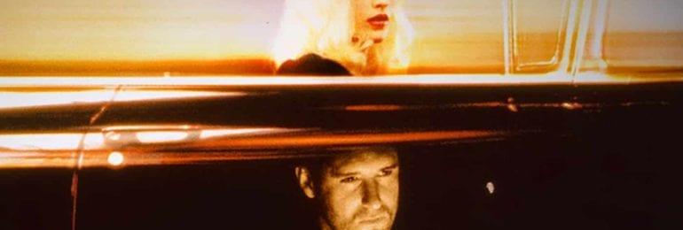 Filmplakat Lost Highway