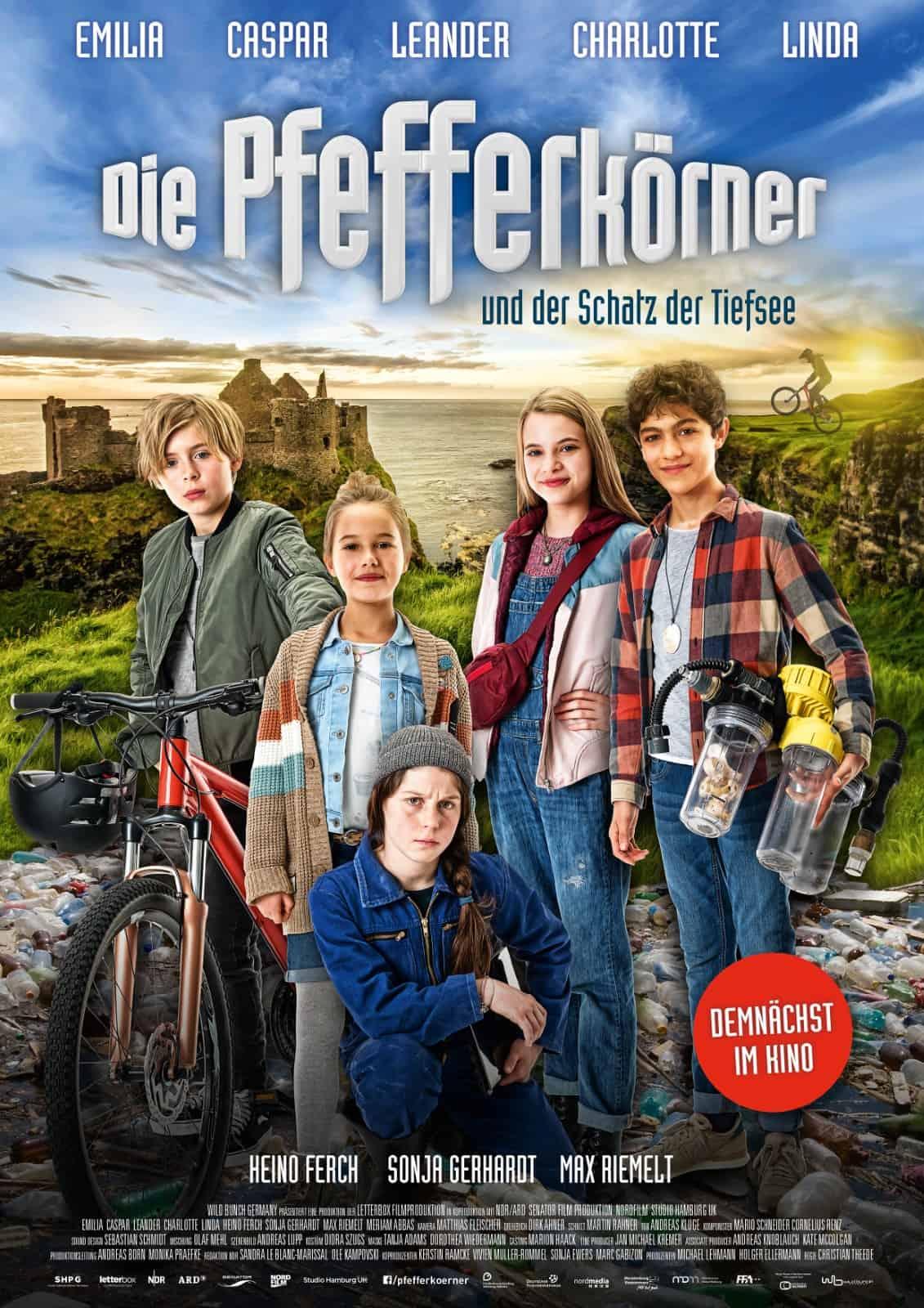 Die Pfefferkörner und der Schatz der Tiefsee startet am 30. September in den Kinos