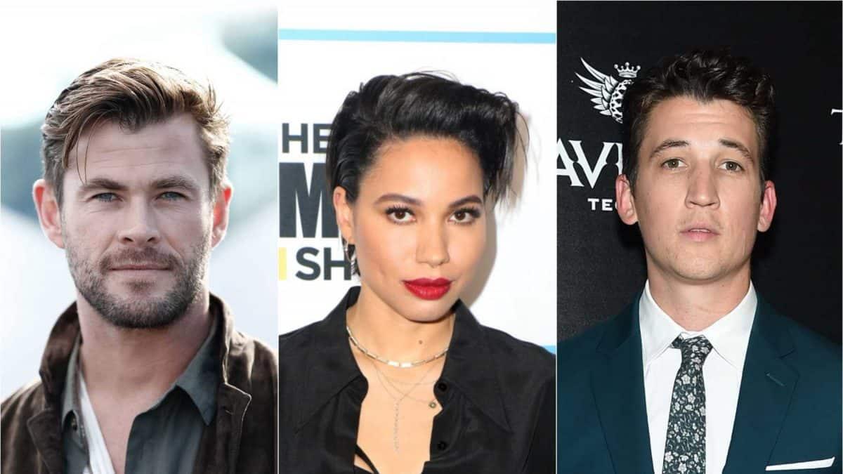 Spiderhead mit Chris Hemsworth und Miles Teller bei Netflix