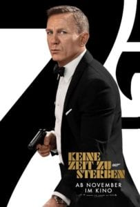 KEINE ZEIT ZU STERBEN – Der Podcast zum Film startet am 9. September!
