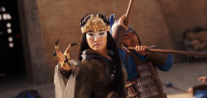 Die Hexe Xianniang aus Mulan